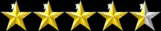 4 1 2 stars