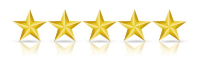 five-star-rating yellow