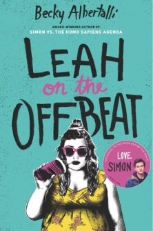 Leah on the offf beat